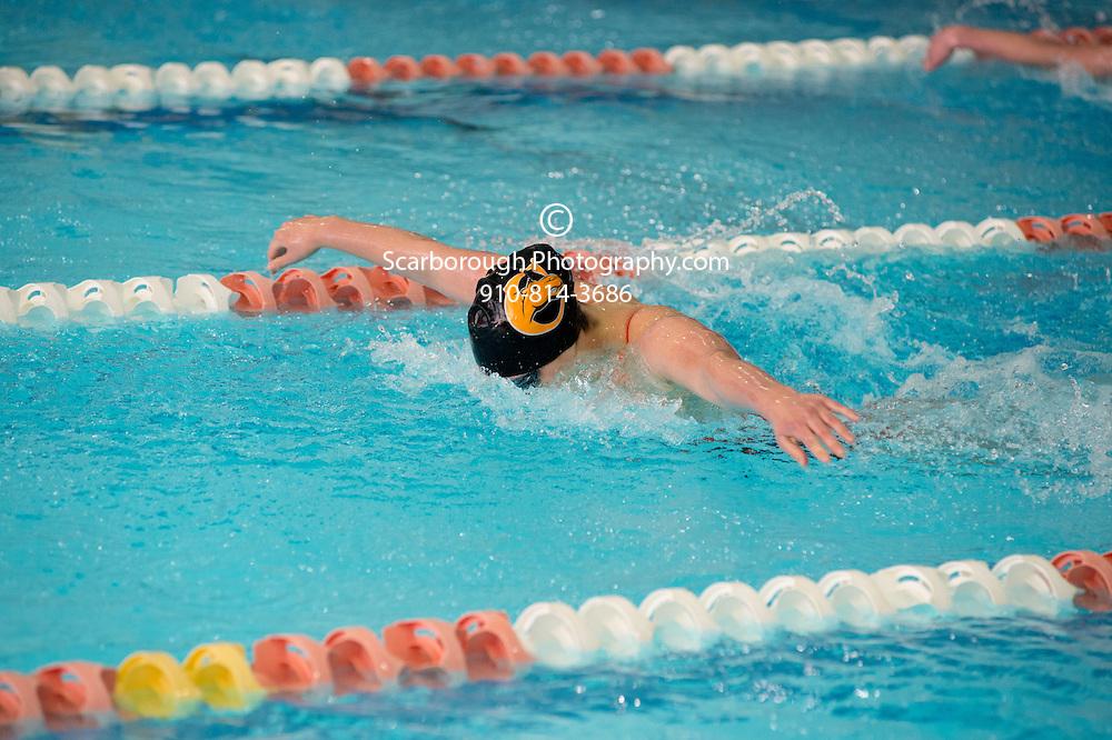 2016 Campbell University Swim Team