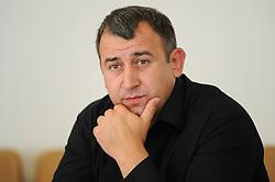 March 27, 2019 - Tambov, Tambov region, Russia - Deputy head of administration of Tambov region Arsen Gabuev (Credit Image: © Demian Stringer/ZUMA Wire)