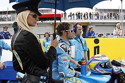 17.07.2010, Sachsenring, GER, MotoGP, Deutschland Grand Prix 2010, im Bild  Alvaro Bautista - Rizla Suzuki team. EXPA Pictures © 2010, PhotoCredit: EXPA/ InsideFoto/ Semedia +++ ATTENTION - FOR AUSTRIA AND SLOVENIA CLIENT ONLY +++ / SPORTIDA PHOTO AGENCY