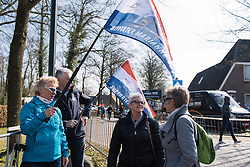Marianne Vos fans out in force to welcome the Dutch woman's return to racing  - Drentse 8, a 140km road race starting and finishing in Dwingeloo, on March 13, 2016 in Drenthe, Netherlands.