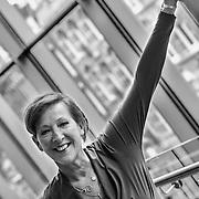 NLD/Amsterdam/20140428 - Perspresentatie cast Bedscenes, Loes Luca