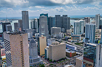 Downtown Miami (Northwestern Side)
