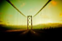 San Francisco/Oakland Bay Bridge. Copyright 2013 Reid McNally.