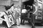 The Forum in Kentish Town, London - Band rehearsal space, 28th September 1994.