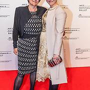 NLD/Amsterdam/20170320 - Onegin – Het Nationale Ballet premiere, Sofie van den Enk en haar moeder