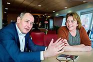Willeke Drevijn en Franck Storm