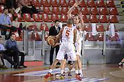 DESCRIZIONE : Campionato 2013/14 Acea Virtus Roma - Sutor Montegranaro<br /> GIOCATORE : Phil Goss<br /> CATEGORIA : Controcampo Difesa<br /> SQUADRA : Acea Virtus Roma<br /> EVENTO : LegaBasket Serie A Beko 2013/2014<br /> GARA : Acea Virtus Roma - Sutor Montegranaro<br /> DATA : 18/01/2014<br /> SPORT : Pallacanestro <br /> AUTORE : Agenzia Ciamillo-Castoria / GiulioCiamillo<br /> Galleria : LegaBasket Serie A Beko 2013/2014<br /> Fotonotizia : Campionato 2013/14 Acea Virtus Roma - Sutor Montegranaro<br /> Predefinita :