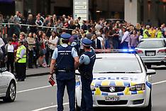 Auckland-Ducting fire evacuates mid city building