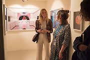 ISABELLA VON MARLE; HANNAH WATSON, IN TJ BOULTING, Opening of Photo London, 2018. Somerset House. London. 16 May 2018