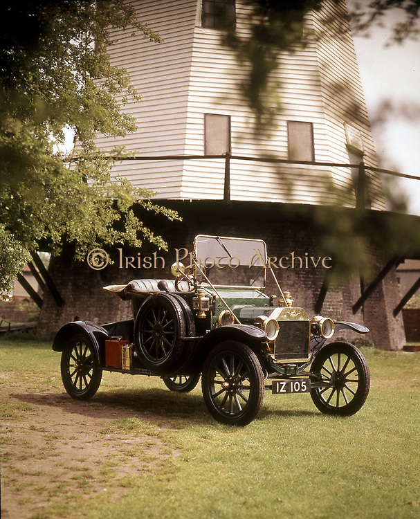 Ford Model 'T', 1910