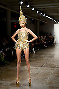 The Blonds Fall 2011 Fashion Show at Milk Studios in New York City on February 16, 2011.