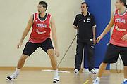 DESCRIZIONE : Roma Centro Sportivo Coni Acqua Acetosa Raduno Collegiale Nazionale Italiana Maschile Allenamento<br /> GIOCATORE : Simone Pianigiani<br /> SQUADRA : Nazionale Italia Uomini <br /> EVENTO : Raduno Collegiale Nazionale Italiana Maschile <br /> GARA : Allenamento<br /> DATA : 29/07/2010 <br /> CATEGORIA : ritratto<br /> SPORT : Pallacanestro <br /> AUTORE : Agenzia Ciamillo-Castoria/GiulioCiamillo<br /> Galleria : Fip Nazionali 2010 <br /> Fotonotizia : Roma Centro Sportivo Coni Acqua Acetosa Raduno Collegiale Nazionale Italiana Maschile Allenamento<br /> Predefinita :