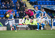 Dundee&rsquo;s Mark O&rsquo;Hara  - St Johnstone v Dundee in the Ladbrokes Scottish Premiership at McDiarmid Park, Perth: Picture &copy; David Young<br /> <br />  - &copy; David Young - www.davidyoungphoto.co.uk - email: davidyoungphoto@gmail.com