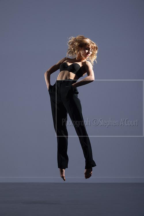 Dancer Jadyn Burt.  Photo credit: Stephen A'Court.  COPYRIGHT ©Stephen A'Court