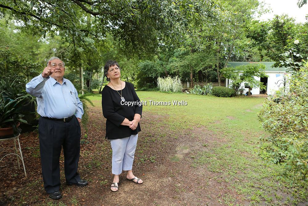 Harry Martin and Joan Landsdell