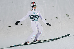 09.03.2020, Lysgards Schanze, Lillehammer, NOR, FIS Weltcup Skisprung, Raw Air, Lillehammer, Herren, im Bild Robert Johansson (NOR) // Robert Johansson of Norway during men's 2nd Stage of the Raw Air Series of FIS Ski Jumping World Cup at the Lysgards Schanze in Lillehammer, Norway on 2020/03/09. EXPA Pictures © 2020, PhotoCredit: EXPA/ JFK