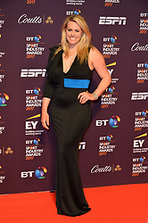 © Licensed to London News Pictures. 27/04/2017. London, UK. <br /> CHEMMY ALCOTT attends the BT Sport Industry Awards 2017.  Photo credit: Ray Tang/LNP.