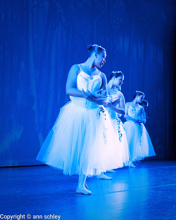 """Dance After Death: Willi's from """"Giselle"""" Act 2"""