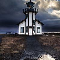 Point Cabrillo Lighthouse, Mendocino County, California