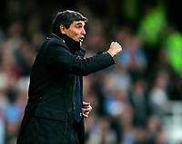 Photo: Tom Dulat/Sportsbeat Images.<br /> <br /> West Ham United v Tottenham Hotspur. The FA Barclays Premiership. 25/11/2007.<br /> <br /> Manager of Tottenham Hotspur Juande Ramos during the game.