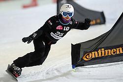 10-10-2010 SNOWBOARDEN: LG FIS WORLDCUP: LANDGRAAF<br /> First World Cup parallel slalom of the season / EGGER Natalie ITA<br /> ©2010-WWW.FOTOHOOGENDOORN.NL