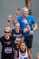 04-11-2018 USA: 2018 TCS NYC Marathon, New York<br /> Race day  TCS New York City Marathon / Hans