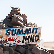 Pikes Peak International Hill Climb 2012