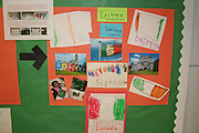 Another class chose Ireland to study for the Laurenzo ECC's International Expo.