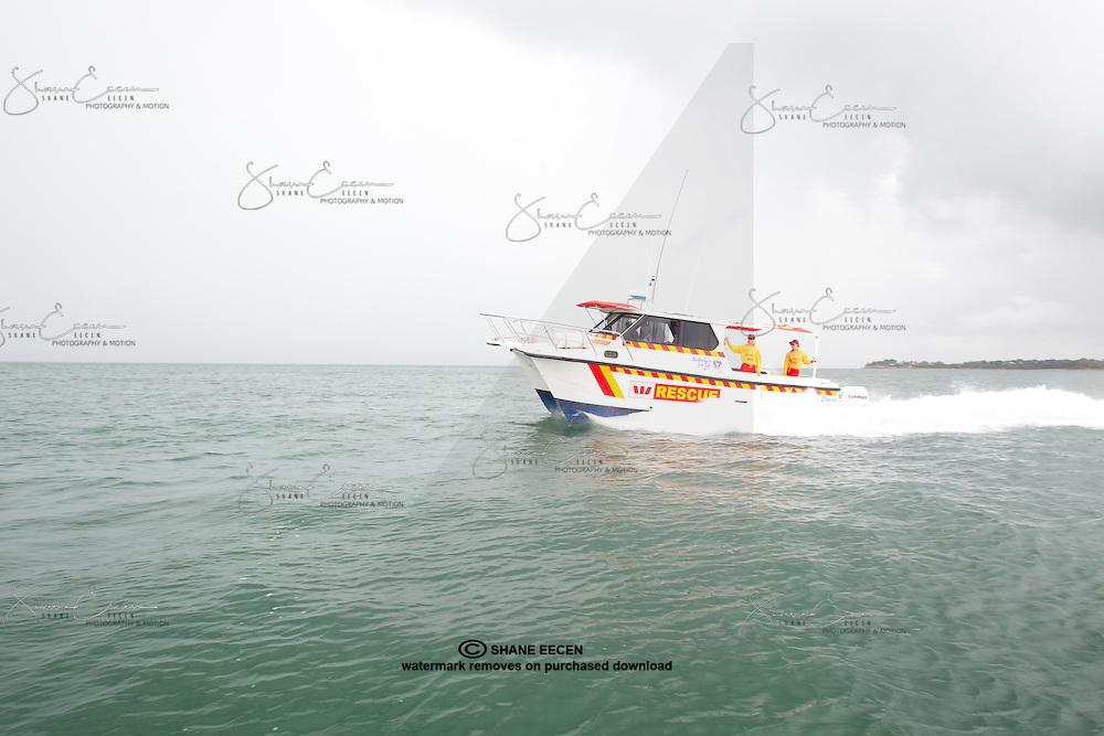 Darwin Surf Life saving, Westpac Rescue Boat. Phopto Shane Eecen