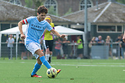 DRC Durgerdam. All Stars voetbaltoernooi. Op de foto: Alex Hendrickx