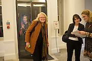 HON LAURA SANDYS, Party to celbrate the publication of ' Walking on Sunshine' 52 Small steps to Happiness' by Rachel Kelly. RSA. London. 9 November 2015