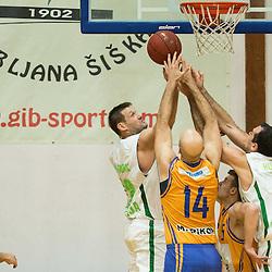 20161126: SLO, Basketball - 2. SKL za moske, KD Ilirija vs KK Celje