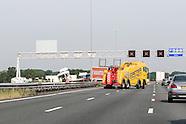 A2 verkeersongeluk