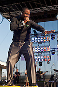 Johnny Gill performs at the African American Festival on Sunday, June 22, 2014 in Baltimore, MD.