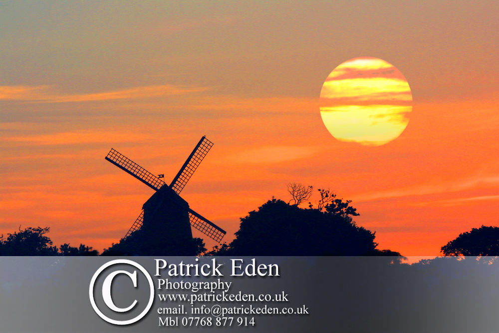 National Trust. Bembridge Windmill Photographs of the Isle of Wight by photographer Patrick Eden photography photograph canvas canvases