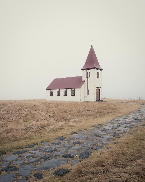 Church at Hellnar, Iceland