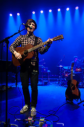 © Licensed to London News Pictures. 12/03/2013. London, UK.   Support Act performing live at Venue, supporting headliner Headline act.   Lewis Watson is a singer-songwriter from Oxford and is known for having built up a strong fan base and following via You Tube and social media.  Photo credit : Richard Isaac/LNP