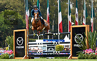 MEXICO DF, MEXICO - APRIL 13:  Global Champions Tour of Mexico at Campo de Marte on April 13, 2019 in Mexico DF, Mexico. (Photo by Manuel Queimadelos / Oxer Sport)