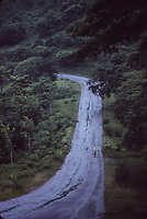 Nicaragua, country road