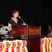 Gina Miles at the 2007 USEA Convention and awards dinner in Colorado Springs, CO, USA