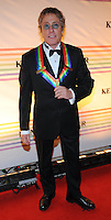 Roger Daltrey attends the 31st annual Kennedy Center Honors, at the John F Kennedy Center for the Performing Arts in Washington, DC on December 07, 2008