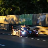 #23, Panis Barthez Competition, Ligier JSP217-Gibson, driven by: Fabien Barthez, Timothy Buret, Nathanael Berthon, 24 Heures Du Mans 85th Edition, 17/06/2017,