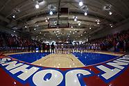 MBKB: St. John's (Minn.) vs. University of St. Thomas (Minnesota) (01-20-18)