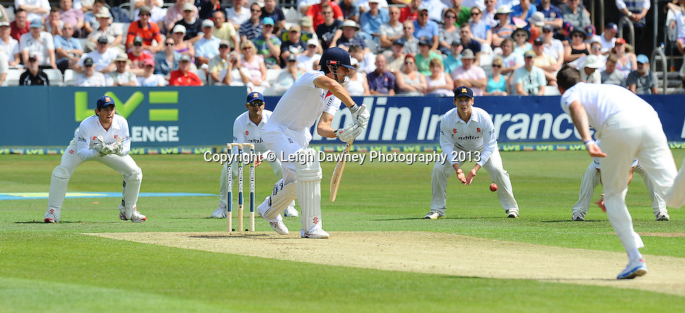Alastair Cook of England batting during the warm up on the first of a four day Ashes warm up game against Essex at the Essex County Cricket Ground, 30.06.13.  Credit: © Leigh Dawney Photography. Self Billing where applicable. Tel: 07812 790920