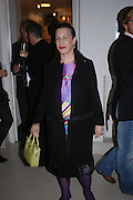 Maureen Paley. Art Plus dance fundraising party. Whitechapel gallery. 21 March 2005. ONE TIME USE ONLY - DO NOT ARCHIVE  © Copyright Photograph by Dafydd Jones 66 Stockwell Park Rd. London SW9 0DA Tel 020 7733 0108 www.dafjones.com