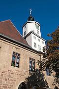 Historisches Rathaus Jena, Thüringen, Deutschland | historical guild hall, Jena, Thuringia, Germany