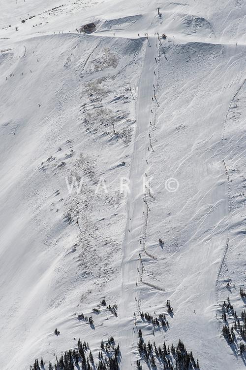 Breckenridge Peak 8  T-Bar lift.  March 2015. 0248