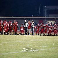 10-07-16 Green Forest Football vs. Yellville (Homecoming)