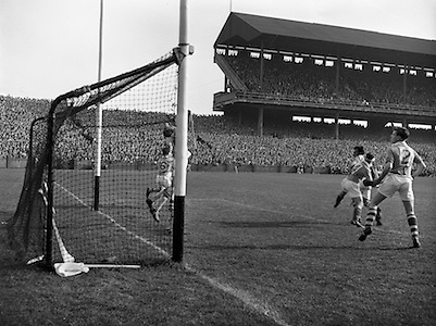 All Ireland Junior Final, London v Antrim..04.10.1959