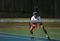 St Paul's School boys varsity Tennis.  ©2019 Karen Bobotas Photographer
